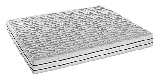 InHouse SRLS Matratze Memory Fresh Lux, Doppelbett, 165 x 200 cm, Höhe 26 cm,...