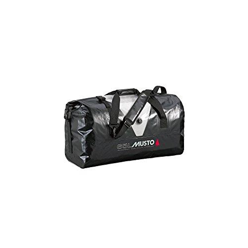 MUSTO WATERPROOF DRY 65L CARRYALL Wassergeschützte Tasche 65 Liter Farbe schwarz grau
