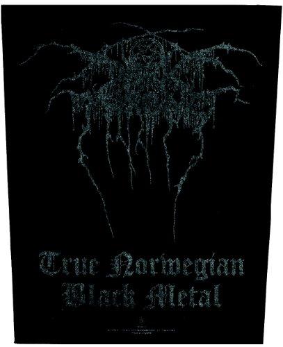 Darkthrone - True Norweigan Black Metal - Rückenaufnäher