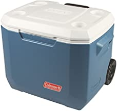 Coleman Portable Cooler with Wheels   Xtreme Wheeled Cooler, 50-Quart