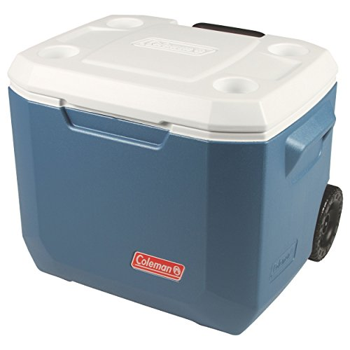Coleman 50-Quart Xtreme 5-Day Heavy-Duty Cooler with Wheels Now $29.82 (Was $59.99)