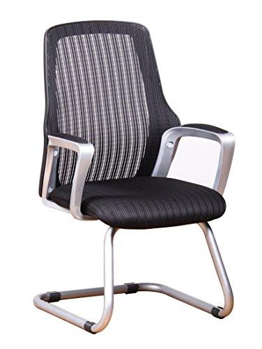 Office Factor Ergonomic Mesh Guest Chair