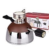 Micro Bruciatore Portatile Per Sifone Caffettiera Accessori Caffè Mini Acciaio Inossidabile Bruciatore A Gas Butano All'aperto