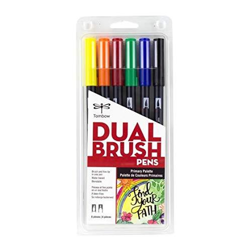 Tombow Dual Brush Pens Starter Pen Set