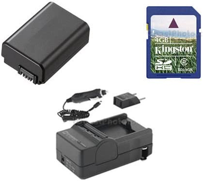 Sony Alpha DSLR-SLT-A33 Digital Camera Accessory S In a Latest item popularity Kit Includes: