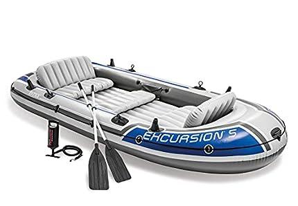 Intex 68325NP Barca Hinchable Excursion 5