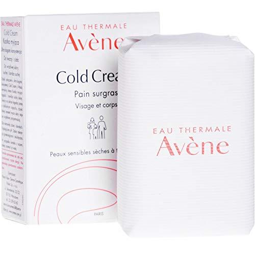 Avène Cold Cream Pan Limpiador Cara Y Cuerpo 100 G