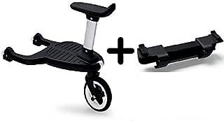 bugaboo donkey wheeled board seat