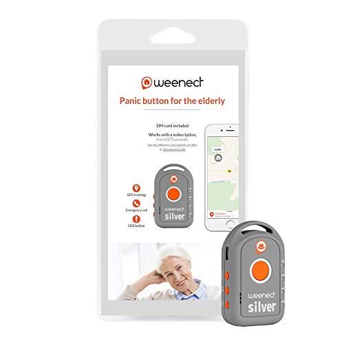 Weenect Silver - El localizador GPS para...
