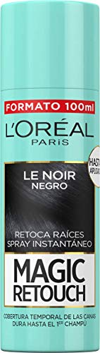 LOréal Paris Magic Retouch Spray Retoca Raíces Negro 100 ml