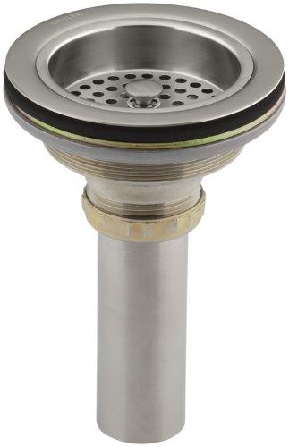 KOHLER K-8801-BN Duostrainer Sink Strainer, Vibrant Brushed Nickel