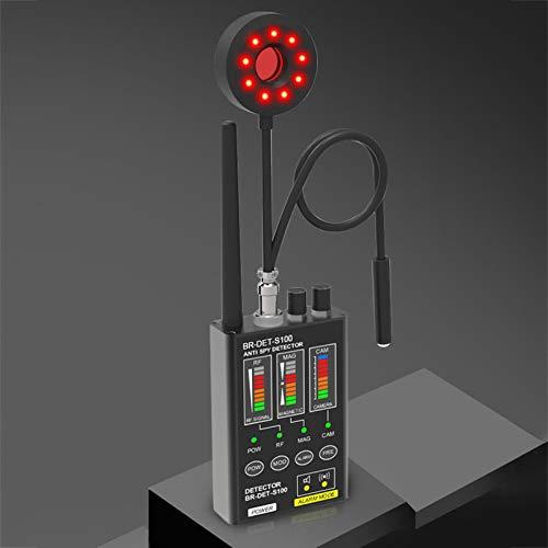 Detector Señal Inalámbrico,Detector de Errores de Señal RF para Cámara Oculta inalámbrica, Escáner de Seguimiento GPS, Detecto de Radiofrecuencia