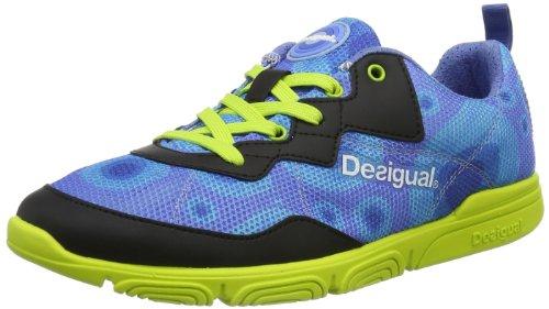 Desigual Damen Sneaker Active Low-top, Türkis (Turquesa 5013), 40 EU