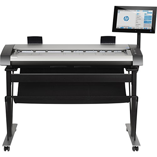 Read About Hewlett Packard G6H51A#B1K Designjet hd Scanner44; 42 in.