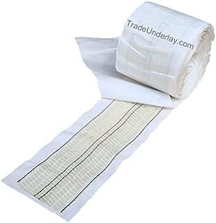 TradeUnderlay Gel Double Sided Diy Carpet Joining Tape 9 Mtr Roll
