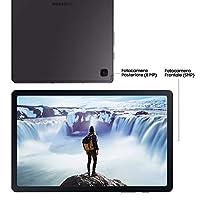 "Samsung Galaxy Tab S6 Lite + S Pen, Tablet, Display 10.4"" WUXGA+ TFT, 64 GB Espandibili, RAM 4GB, Batteria 7040 mAh (Ricarica rapida), WiFi, Android 10, Grigio (Oxford Gray) [Versione Italiana] #5"
