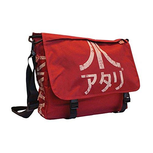 Atari Japanese Logo Messenger Bag