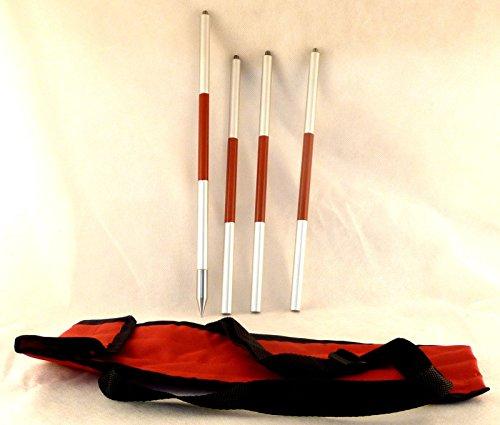 Mini bastón para prisma + bolsa