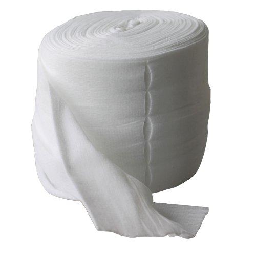 Trockene Einmaltücher Nachfüllpackung mit Premium Vliestücher, 90 Stk. - zum Tränken mit Desinfektionsmittel