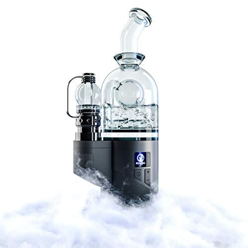 Graveda Erig Dabton V2 / Wax Vaporizer / 100% designed in Germany/mobile E-Rig mit Glasaufsatz/E-Nail/Verdampfer