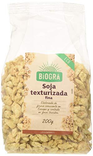 Biográ Soja Texturizada Fina 300g Bio, 100 Gramo