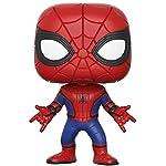 Funko - POP! Bobble Colección Spider-man...