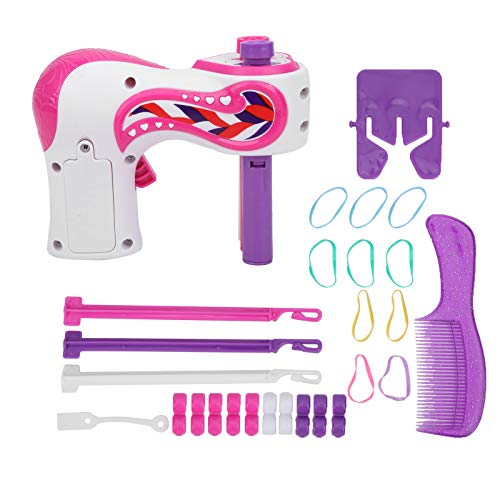 Trenzador de pelo automático, trenzador de pelo eléctrico de bricolaje, herramienta de...