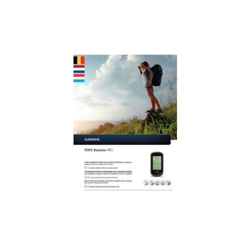 Garmin 010-12008-00 Topo Benelux Pro Cartes du Benelux