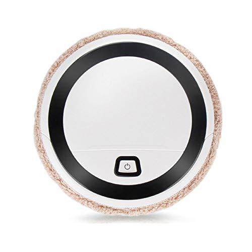 Fesjoy Mini-Bodenwischroboter Tragbarer intelligenter Haushalts-Multifunktions-Mini-Bodenwischroboter Vollautomatische USB-Ladekehrmaschine