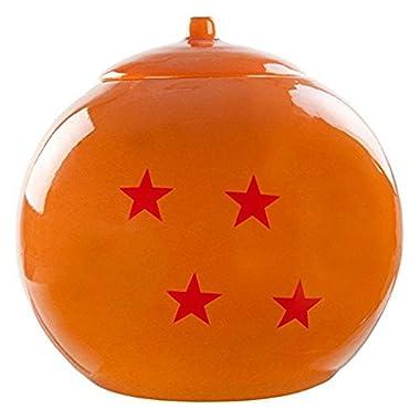 Dragonball Z - Logo Lidded Cookie Jar