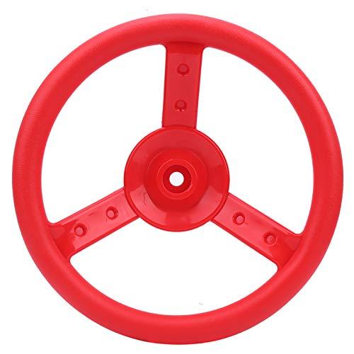 KUIDAMOS Compatibilidad Fuerte Volante pequeño fácil de Usar, Viene con Tapa pequeña y Tornillos
