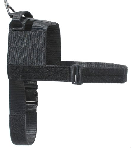 Signature K9 Modular Duty Harness, Black