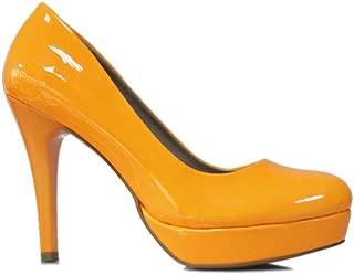 Loggalin 580501 291 Kadın Neon Turuncu Platform Ayakkabı 39