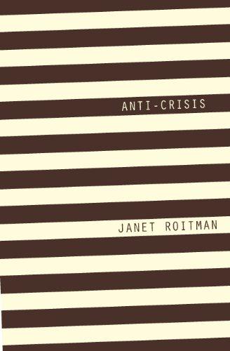 Anti-Crisis (English Edition)