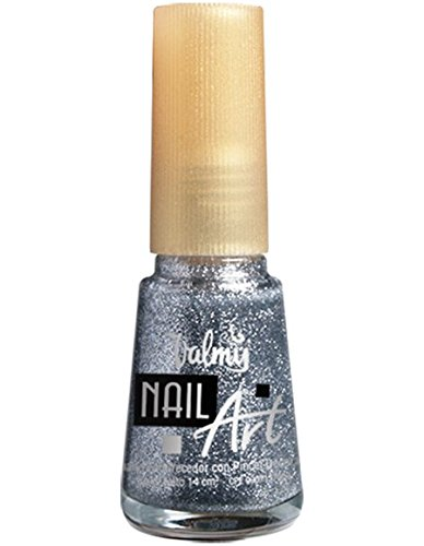 Esmalte Decorativo Nail Art #05 Plateado