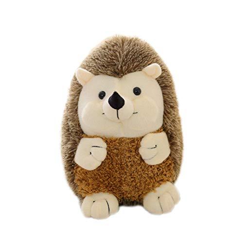 ODEUXS nuevo juguete de felpa animal de simulación personalizado muñeca erizo muñeca regalo de vacaciones