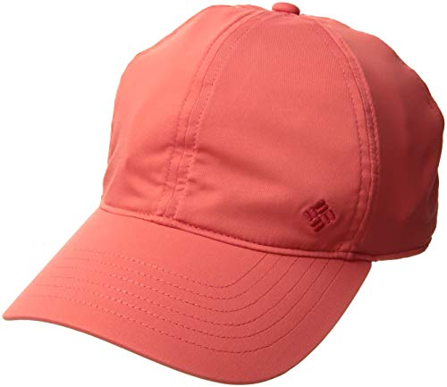 Columbia Coolhead II Ball Cap Schirmmütze, Rot (Red Coral), Einheitsgröße