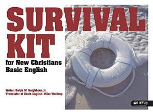 Survival Kit for New Christians Basic English (A Practical Guide to Spiritual Growth)