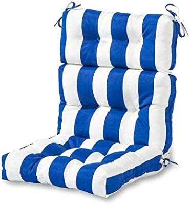 Amazon.com: Greendale Home Fashion Cojín para silla de ...