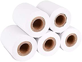 Allegro Huyer Thermal Roll Paper Thermal Paper 57x50mm Thermal Receipt Paper POS Cash Register Receipt Roll For 58mm Thermal Printer