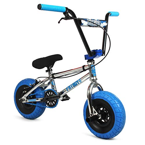 FatBoy Mini BMX PRO Model 3pc Crank - The New X Pro Series is Our Upgraded Prime BMX Collection (Toma Hawk)