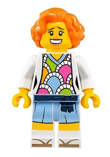 Ninjago Lego Figur Lauren Movie -- (aus Set 70615)