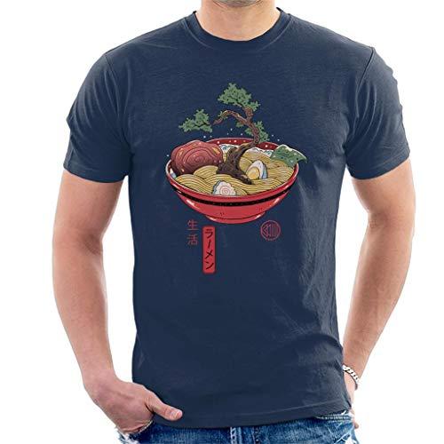 Cloud City 7 Bonsai Ramen Men's T-Shirt
