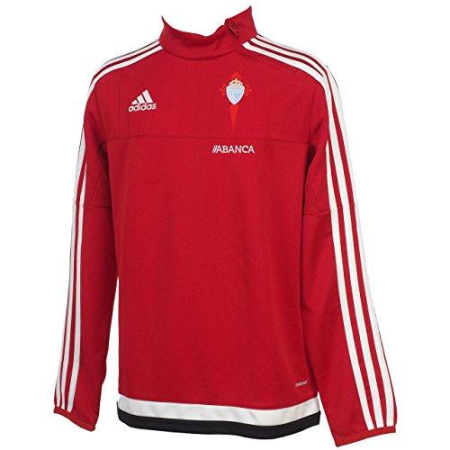 adidas Celta de Vigo FC 2015/2016 - Camiseta Oficial, Talla 140