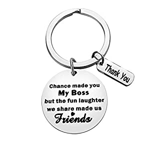 Boss Thank you gift - Mentor Appreciation Gift:Making a very thoughtful expression of gratitude and appreciation for anyone special in your life, e.g., boss, teacher, childcare provider, volunteer, friend, family member, and more! Boss's Day Gift:Cha...