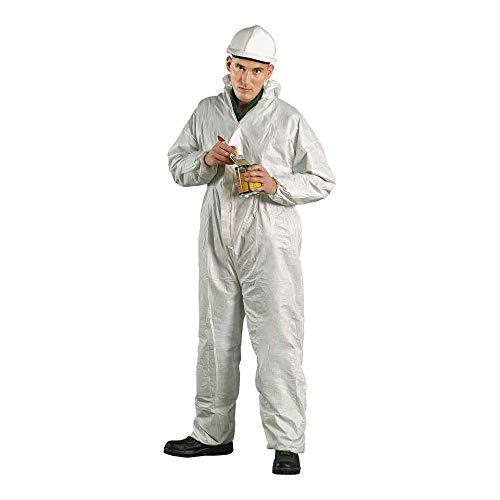 Reis LAMICOMWXL - Tuta protettiva, taglia XL, colore: Bianco