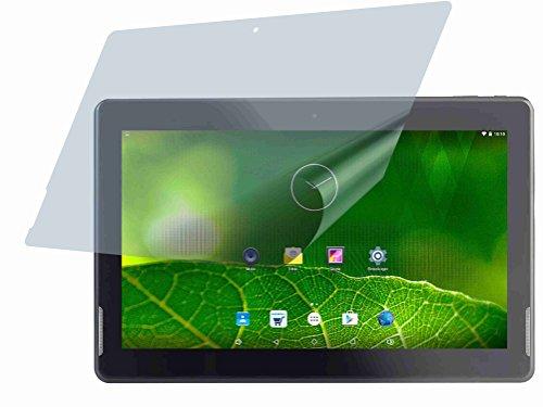 4ProTec I Pearl Touchlet X13.Octa (2 Stück) Premium Bildschirmschutzfolie Displayschutzfolie ANTIREFLEX - Kratzfest UND PASSGENAU
