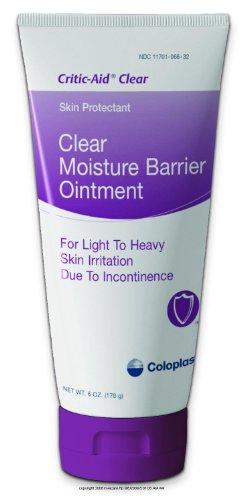 Coloplast 627567 Critic-aid Clear Moisture Barrier Ointment 6 oz. Tube