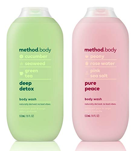 Method Pure Peace Body Wash