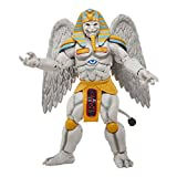 Power Rangers Lightning Collection Monsters Mighty Morphin King Sphinx 8-Inch Premium Collectible Action Figure Toy with Accessories